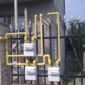Instalatie gaze