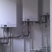 Instalatie centrale multiple